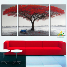Custom Design Handmade Abstract Painting On Canvas Landscape Oil Painting Wholesale