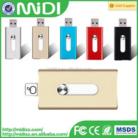 2016 usb flash drive factory in shenzhen best price smart phone otg usb flash drive with high quality