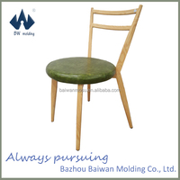 Wholesale Designer Dining Imitating Wood Chair