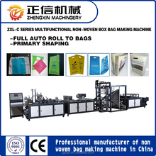 Zhengxin Brand Eco-friendly Shopping Bag Making Machine