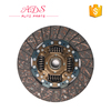 Clutch disc parts factory new best Coaster clutch disc for engine 1kd 260*170*21*29.6