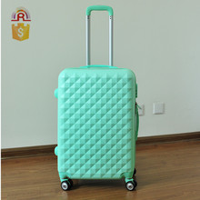 2017 fashion PC material hand luggage and draw bar box