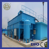 Sewage Treatment Equipment DAF Dissolved Air Flotation Device