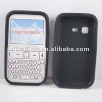 silicon case for samsung S5270/Ch@t527