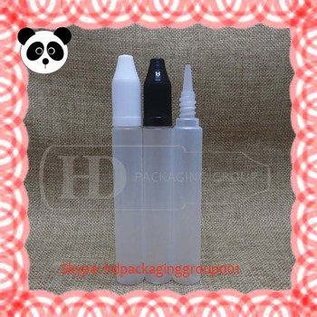 Hot sale plastic 15ml perfume pen bottle pocket bottle 15ml empty dropper bottle