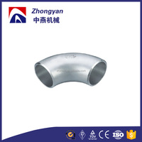 carbon steel pipe fittings weight of astm a234 wpb 135 degree gi elbow