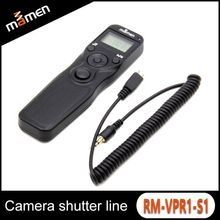 Perfect Shooting Camera Remote Control Wire Self-timer Shutter Release Cable For Sony DSLR Digital Camera Accessories