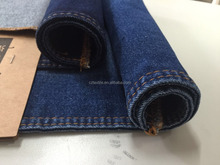 Guo Yu Textile high stretch cotton stretch slub denim jeans fabric