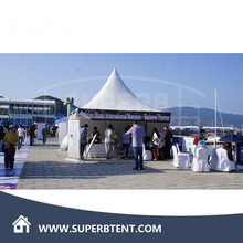 White PVC big tents for events cheap party tent