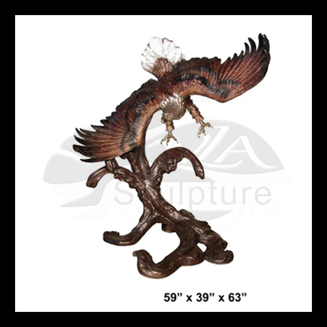 High Quality eagle statues carved