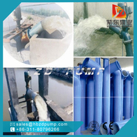 Agricultural irrigation water centrifugal pump