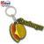 custom key chain for soft pvc business gift
