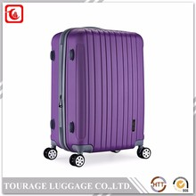 2016 cheap leisure luggage company with laptop compartment
