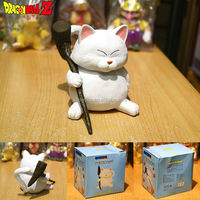 Anime Figure Dragon Ball Figure Cat Action Figure price for 1pc Wholesale Cos New Style