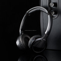 Slim lightweight Stereo Bluetooth Headset stylish design wireless headphone