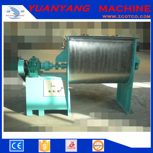 double helical Horizontal Ribbon Mixer blender for animal feed