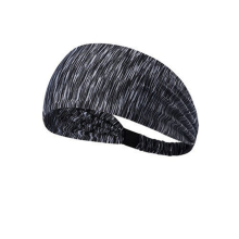 Lightweight Sport Headband No-slip SweatBand for Women Men