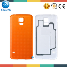 Original Mobile Phone Battery Door Cover For Samsung Galaxy S5 i9600 Repair Housing