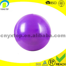 2016 pvc exercise 100cm gym ball with competition price