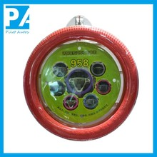 Factory wholesale Senior silicone 10 inch steering wheel cover