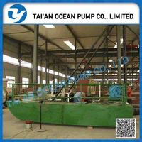 easy operation dredging equipment mini dredger for river or lake dredging