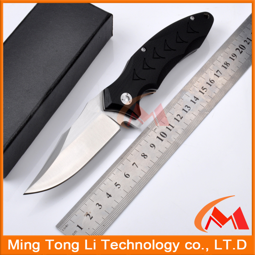 Top design outdoor folding knife EDC decorative collection knives Russian Hot sale outdoor equipment hand tool