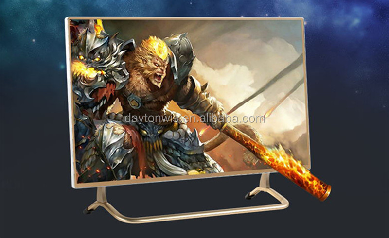 cool fan fashinon style E-game desktop 32 inch all-in-one computer