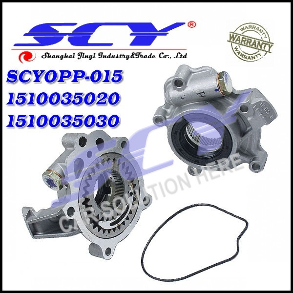 Engine Oil Pump For Toyota 4Runner Celica Pickup 15100-35030 1510035030 OPT054