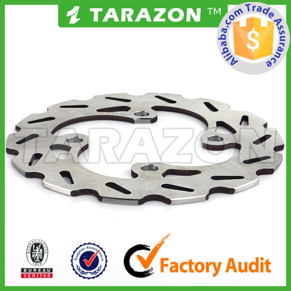 185mm four wheeler front brake disc for HONDA TRX 420 Fourtrax Rancher 4x4