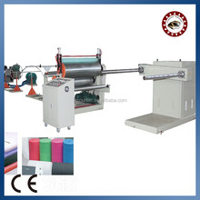 pe foam sheet extrusion line high capacity Man-machine Interface Microcomputer Epe Foam Sheet Cutting Machine
