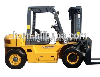 low vibration 5 ton forklift truck with diesel engine /5 ton new forklift price