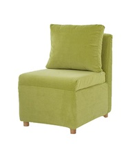 Modern Professional European Style Home Furniture French Small Fabric Sofa