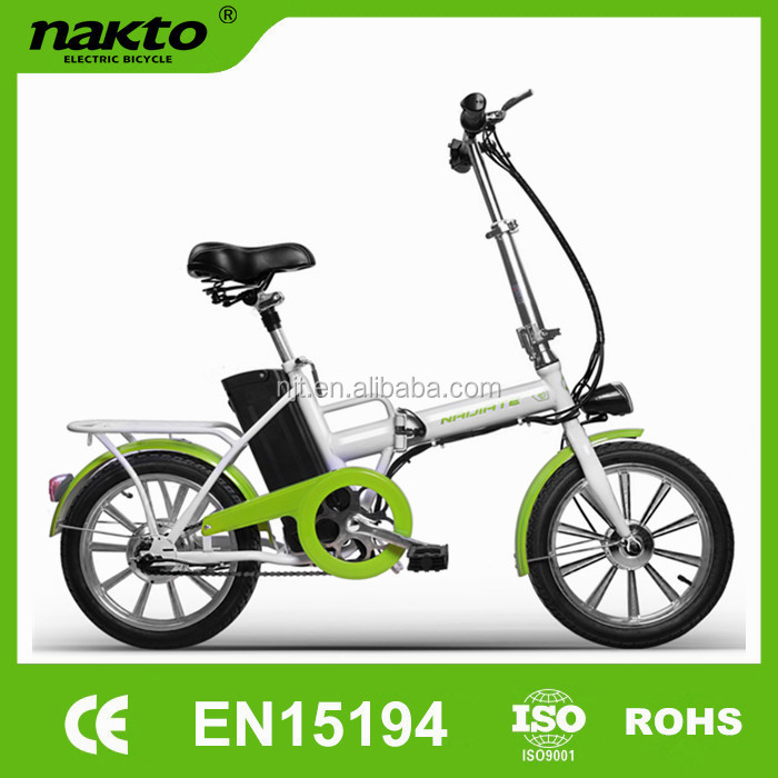 Electric Bicycle For Japan Market