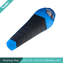 Lightweight Mummy Sleeping Bag, Compression Sack Waterproof For Camping & Hiking & Backpacking