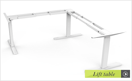 Factory price electric height adjustable table