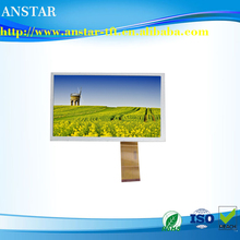 Automotive Display 800x480 TFT ANSTAR 8 inch LCD Panel Module AS08001B-30B