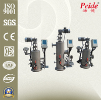 Automatic stainless steel 316 Industrial circulating water filter