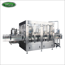 CE Certified Beer Bottling Plant Machinery