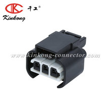 Tyco/Amp high quality 3 way black female plug electrical waterproof wire housing auto connector
