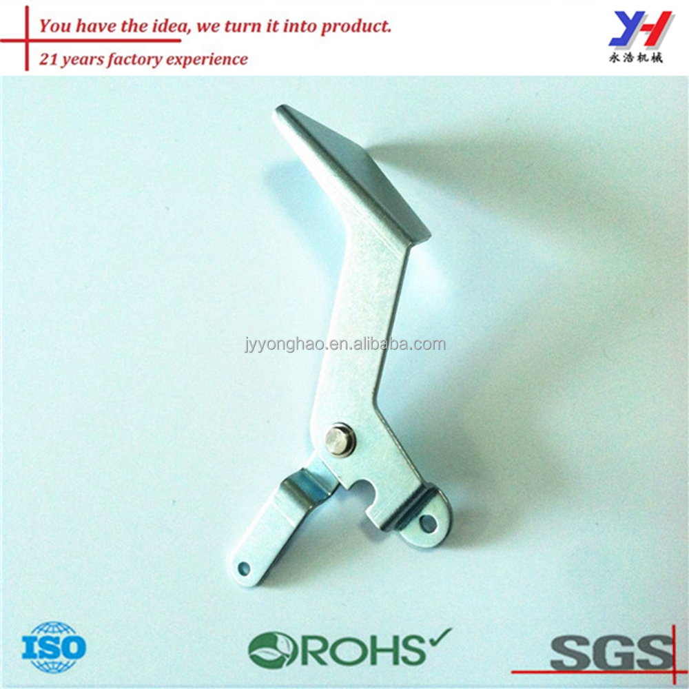 21 Years OEM ODM Door And Window Accessories Manufacturer, Anodized Aluminum Window Friction Stay