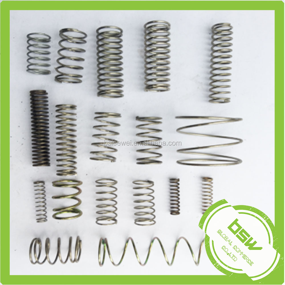 Customized Compressed Coil Spring