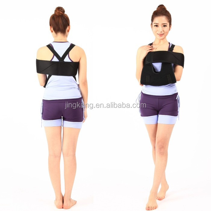 Shoulder Medical Support Foam Immobilizing Arm Sling Adjustable Arm Sling