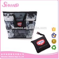 Friendly warmer lunch hand cooler bag mummy bag made in china