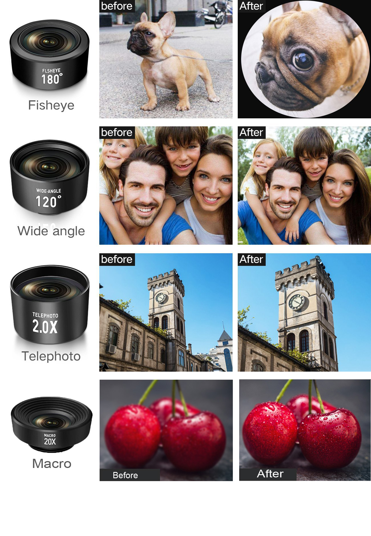 Amazon top seller other mobile phone accessories for mobile phone camera lens