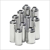 Tin and Aluminium Aerosol Cans