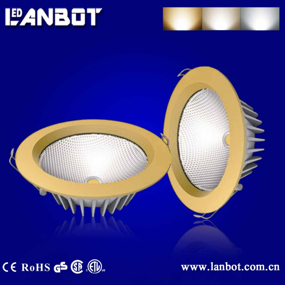 Ultra thin led downlight 242mm with 210mm cut out