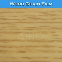 SINO W1512 UV Proof Decoration Vinyl Film Wood Grain PVC Sheet