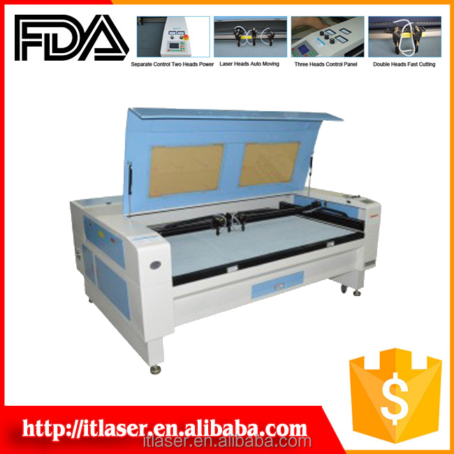 ITLaser laser cutting machine label