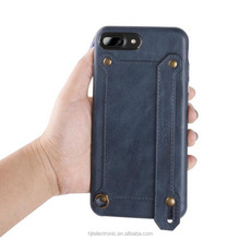 2017 Leaher Mobile Phone Cowhide Case For iPhone 7 plus