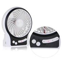Good quality high power mini electric table fan ,USB and battery both using